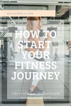 Need help to start your fitness journey? dont know how? here is a simple guide to help you and motivated you to get started Beginner Workout At Home, Workout For Beginners, At Home Workouts, Pilates, Motivate Yourself, You Fitness, Get Started, Journey, How To Get