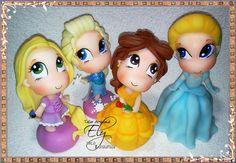 Princesas Chibis