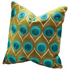 Contemporary Decorative Pillows by Paris Flea