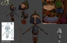 3D Objects | 3d Game Models | 3d Studio Model | 3D Modeling Services