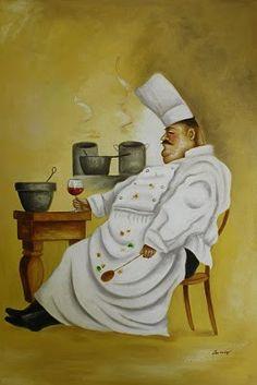 chef.quenalbertini: Sleeping chef                                                                                                                                                                                 Mais
