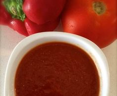 Recipe 'My Kids Don't Know The Difference' Tomato Sauce (Ketchup) by KrissyB - Recipe of category Sauces, dips & spreads