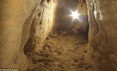 Ancient Underground Network of tunnels From Scotland to Turkey