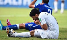 Italy 0-1 Uruguay | World Cup 2014 Group D match report | Football | The Guardian