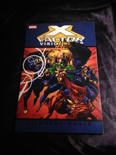 X-Factor Visionaries vol. 1 Marvel Softcover Graphic Novel Peter David