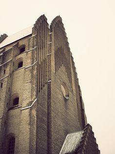 Sacred Space: Kim Høltermand's Photography of Grundtvig's Church, Copenhagen, Denmark