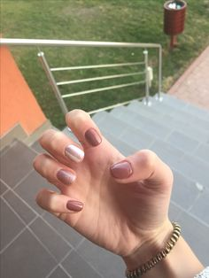 Extremely cute autumn nails