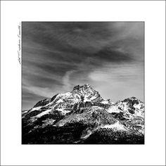 https://flic.kr/p/duwhB2 | Mon Viso - Visto dalla Valle Maira |  Sali di Argento - Hasselblad 500CM - Foma 100