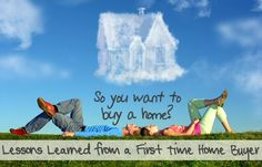 Lessons Learned From a First Time Home Buyer via MrsJanuary.com
