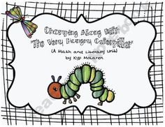 Chomping Along with the Very Hungry Caterpillar