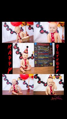 Mickey Mouse 1st birthday!!