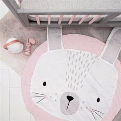 Activity & Gear Romantic Newborn Kids Floor Mats Baby Crawling Blanket Cotton Chilren Padded Mat Round Carpet Play Rug Kids Room Decoration