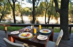 At the southern end of the Kruger National Park likes the Rhino Post Safari Lodge, a accommodation choice located in a prime area where game wanders free… Kruger National Park, African Culture, Safari, Table Settings, Place Settings, Tablescapes
