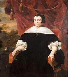 In 1631 trouwde Michiel met Mayke Velders. Zij stierf datzelfde jaar in het kraambed. Michiel hertrouwde in 1636 met Neeltje Engels. Hun zoon Engel werd eveneens een goede zeeman. In 1650 overleed zijn tweede vrouw. Hij besloot de zee vaarwel te zeggen en te gaan rentenieren. In 1652 trouwde hij voor de derde maal, met Anna van Gelder. Lang duurde zijn rustige leven aan wal echter niet. (op de foto zie je zijn derde echtgenoot Anna van Gelder)