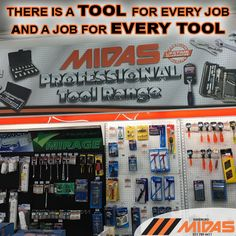 At Randburg Midas there is a for every job and a job for every tool. We are here to help you find that right tool Real Man, Tools, Instagram, Diy, Instruments, Bricolage, Do It Yourself, Homemade, Diys