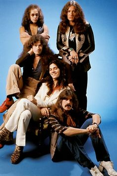 A 1975 vintage Deep Purple