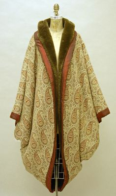 Coat Romeo Gigli (Italian) ca. 1989 wool, cashmere, synthetics