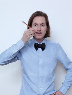 """by-way-of-wes-anderson: """" Wes Anderson (Jean Baptiste Mondino) """""""