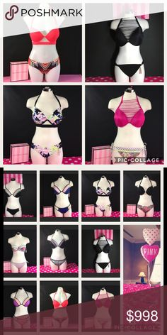 New with tag!!!!👙❤️🎁💝Victoria's Secret Swimsuit Are you looking for Victoria's Secret Swimsuit I have more the 500 different models please take a look !!!! @gill89.     Thank you 😊 Victoria's Secret Swim Bikinis