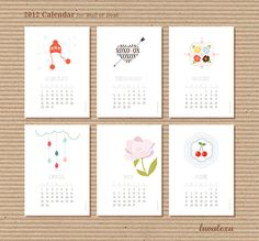 another cute calendar