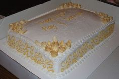 Image Detail For 50th Wedding Anniversary Heavenly Divine Cakes