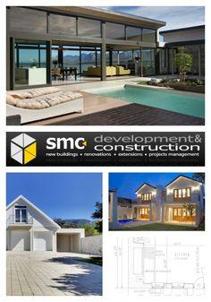SMC Development and Construction Address: Hermanus Tel: (028) 313 1009 or 073 464 2461 Email: smc@hermanus.co.za