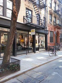 Bosie's Tea Parlour, West Village, NY (April 2013)