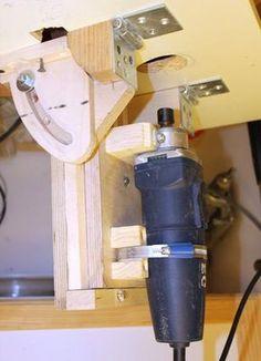 Pekka's tilting router lift - woodgear.ca