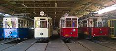 Wrocławskie tramwaje - historia MPK. Poland Wroclaw