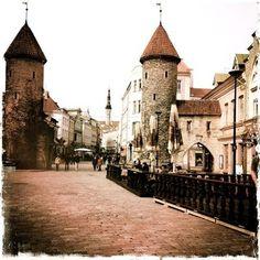 Tallinn, Estonia  http://www.tallinn.com/live