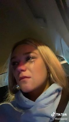Crying Aesthetic, Aesthetic Movies, Aesthetic Videos, Feeling Broken Quotes, Deep Thought Quotes, Sad Life Quotes, Aesthetic Photography Grunge, Beautiful Girl Makeup, Crying Girl