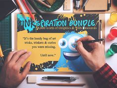 Inkspiration Bundle