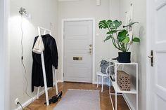 Indretning af 45 m2: Få plads til køkken, soveværelse &kontor i et rum - ChriChri