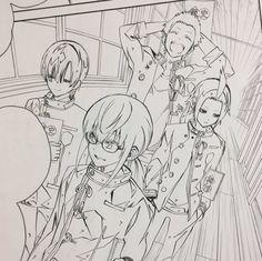 Sousei no Onmyouji || Manga Chapter 47