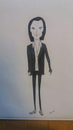 Nick Cave. Guru!