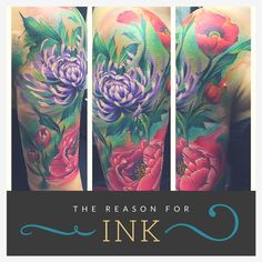 Why do YOU have tattoos? Find out the reasons we all get ink here!