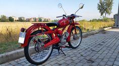 Moto Guzzi Motoleggera 65 (guzzino)