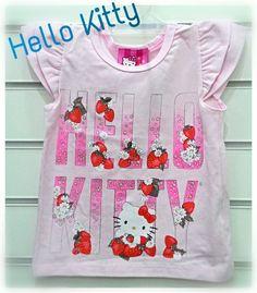 ♥ Hello Kitty ♥ A Canto & Encanto é uma loja multimarcas que oferece uma linha completa de vestuário e acessórios infantis, vestindo as crianças com muito estilo e elegância! Entre em nossa página e fique por dentro das novidades ♥♥ www.facebook.com/cantoeencantoscs site: www.cantoeencantoscs.com.br