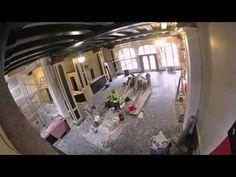 Hotel Petaluma - Time-lapse of Renovation (Phase 1) - YouTube