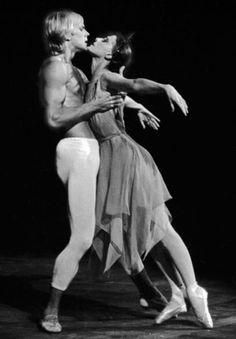 Maya Plisetskaya & Alexander Godunov//