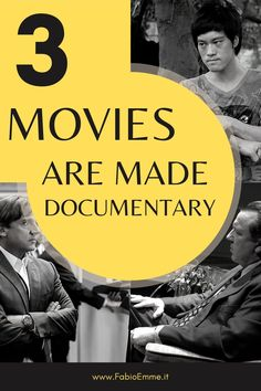 3 Movies are made documentary – FabioEmme.it