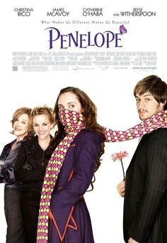 2006 - Penélope - Mark Palansky. I thought this was going to be a really stupid movie. Put it in my Netflix list, but put off watching it for weeks. I finally watched it and ended up really enjoying it.
