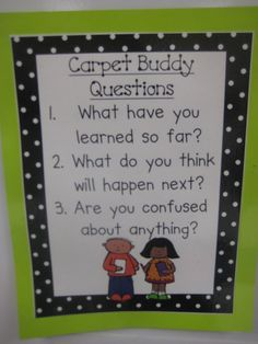 Talking and listening Self assessment with a buddy