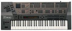 jd-880 Roland Synthesizer