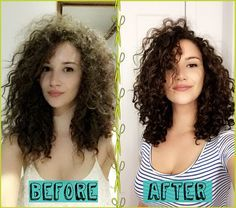 318 Best White Girl Naturally Curly Hair Images In 2019