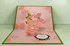 Splitcoaststampers - Spiral Pop-Up Card Project Tutorial by Corinne Somerville