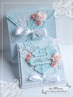 Pretty Wedding Cards
