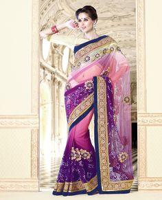 Traditional #Multi Color Saree