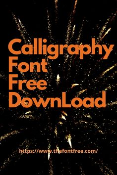 You can download beautiful Calligraphy font free. Use this script in calligraphy, wedding, handwritten designs.    #calligraphyfontfreedownload #bestcalligraphyfontfree #handwrittencalligraphyfontfree #calligraphyscriptsfree Best Calligraphy Fonts, Calligraphy Handwriting, Beautiful Calligraphy, Font Free, Free Fonts Download, Script S, Wedding, Handwriting, Mariage