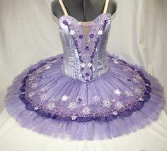 Shades of Purple Classical Ballet Tutu